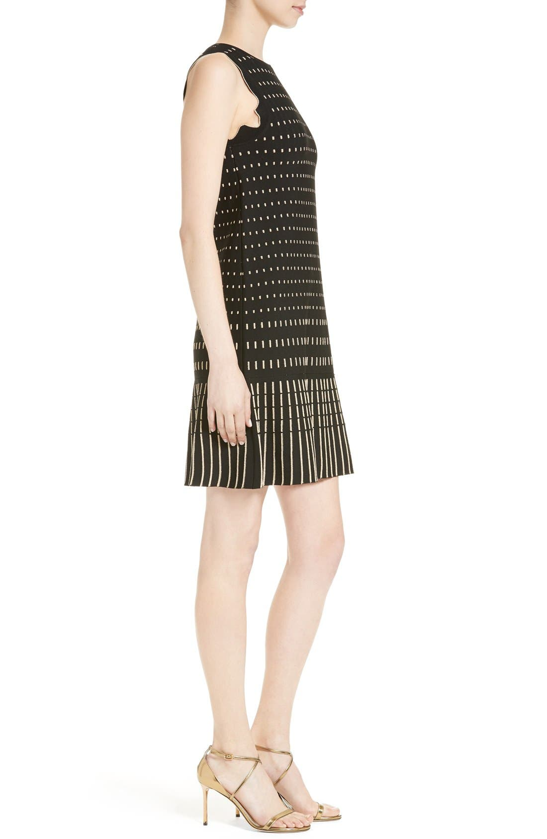 Alternate Image 3  - Ted Baker London Knit Sheath Dress