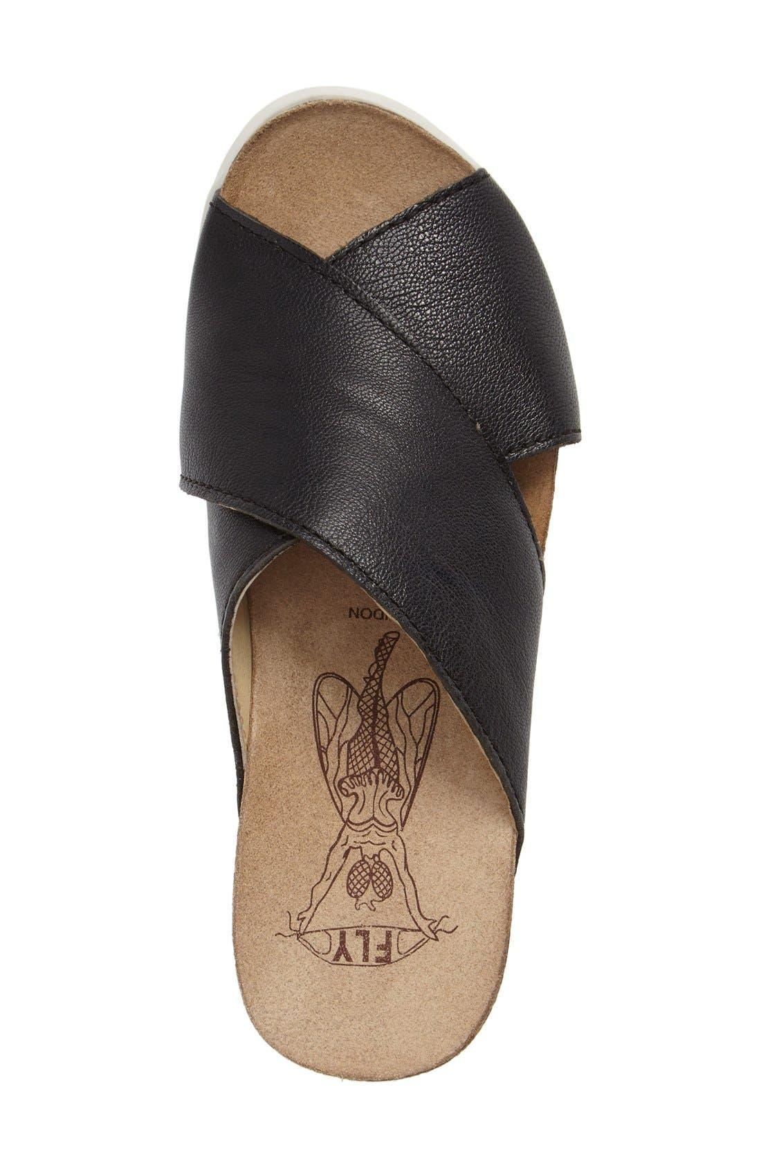 Alternate Image 3  - Fly London Wary Platform Sandal (Women)