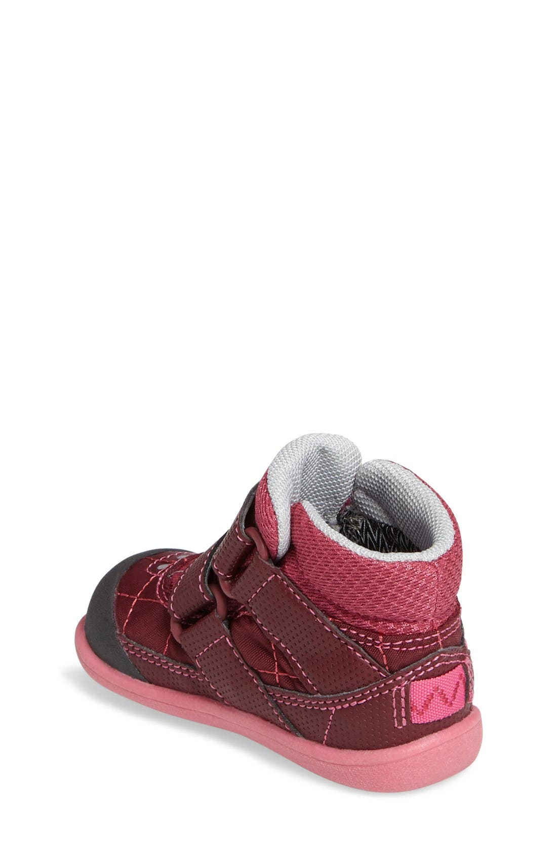 Alternate Image 2  - See Kai Run Atlas Waterproof Boot (Baby, Walker & Toddler)