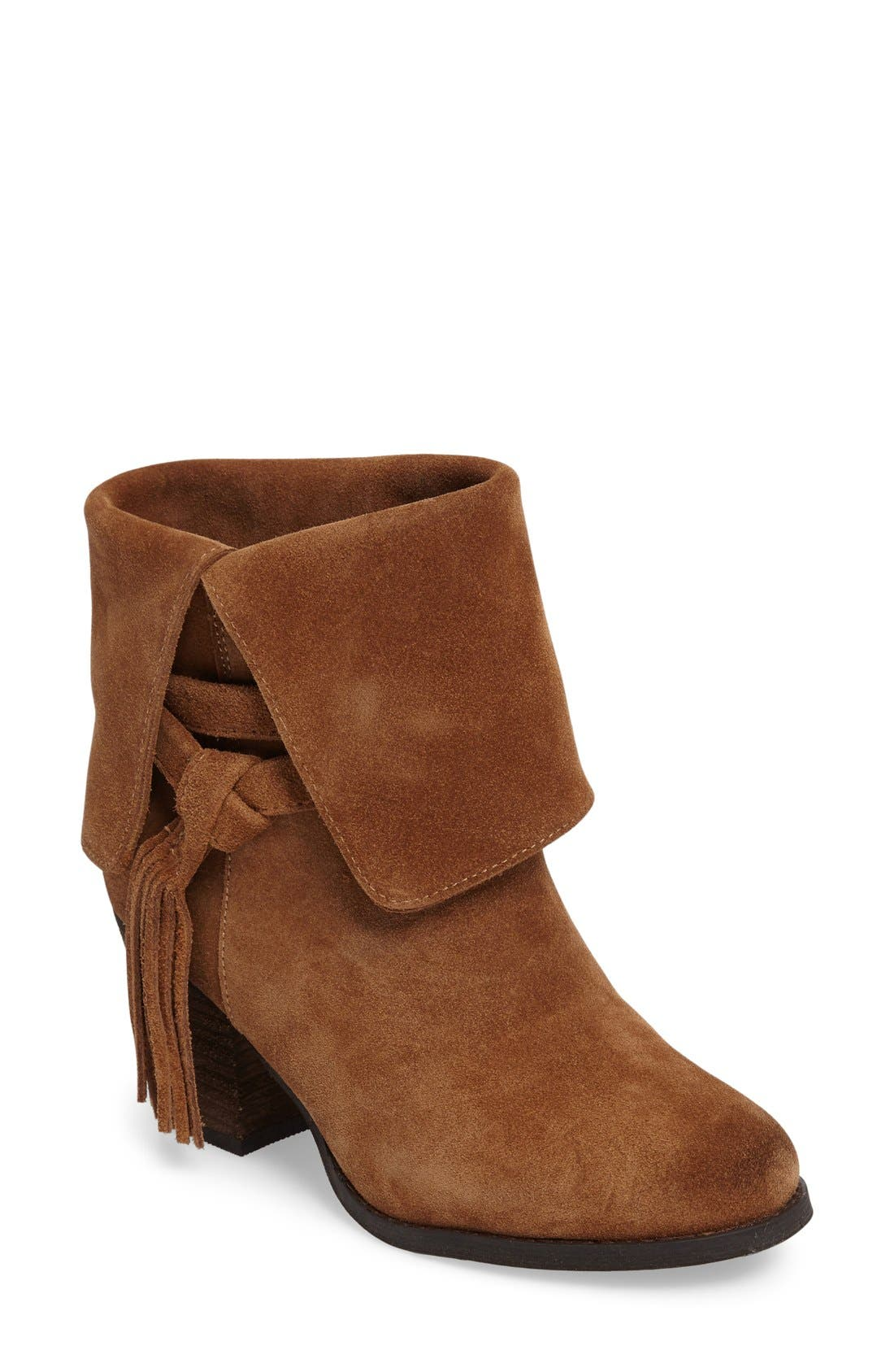 Alternate Image 1 Selected - Sbicca Cairenn Cuffable Bootie (Women)