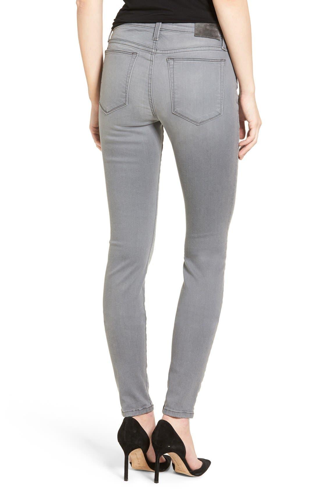 Alternate Image 2  - Joe's Icon Skinny Jeans (Gretta)