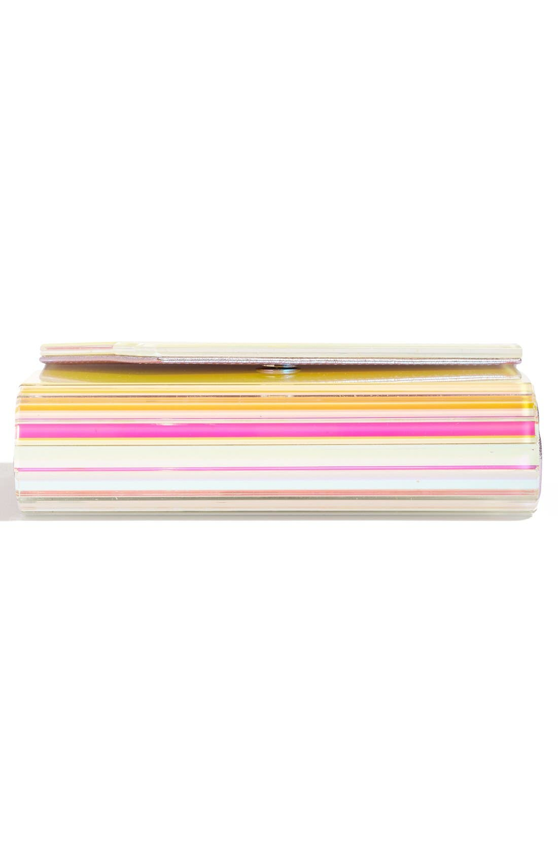 Alternate Image 5  - Jimmy Choo Candy Holographic Clutch
