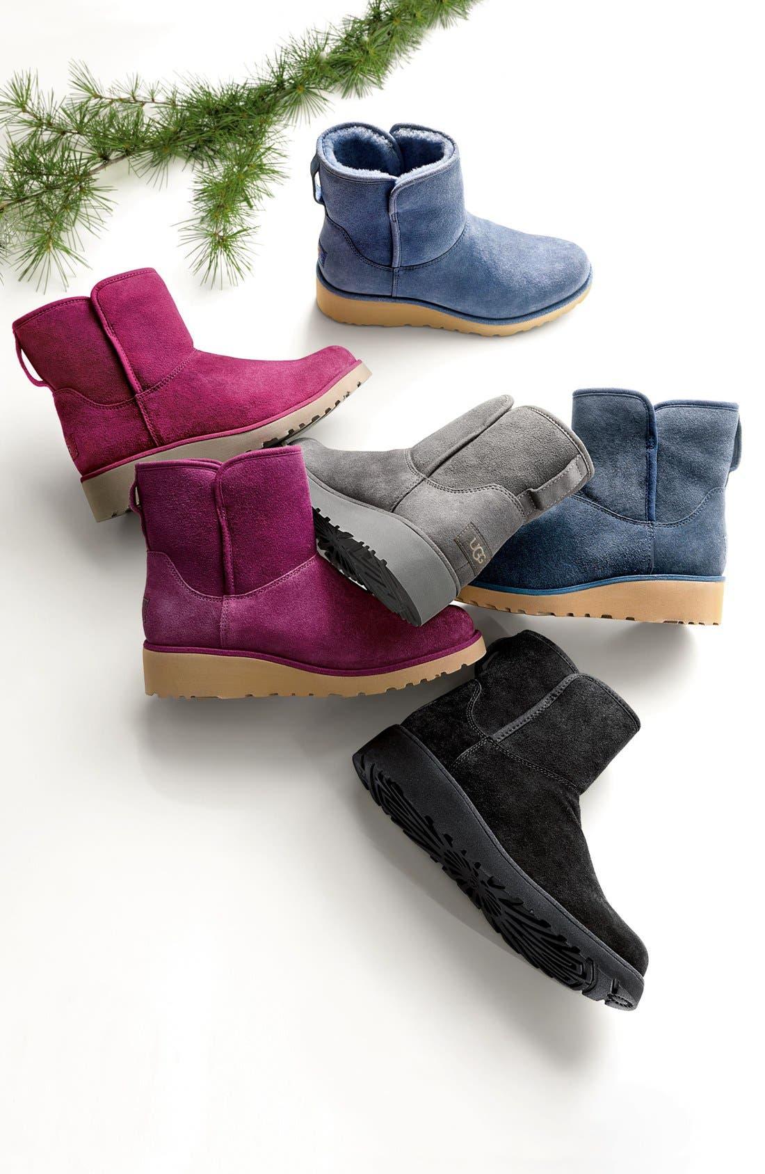 Alternate Image 10  - UGG® Kristin - Classic Slim™ Water Resistant Mini Boot (Women)