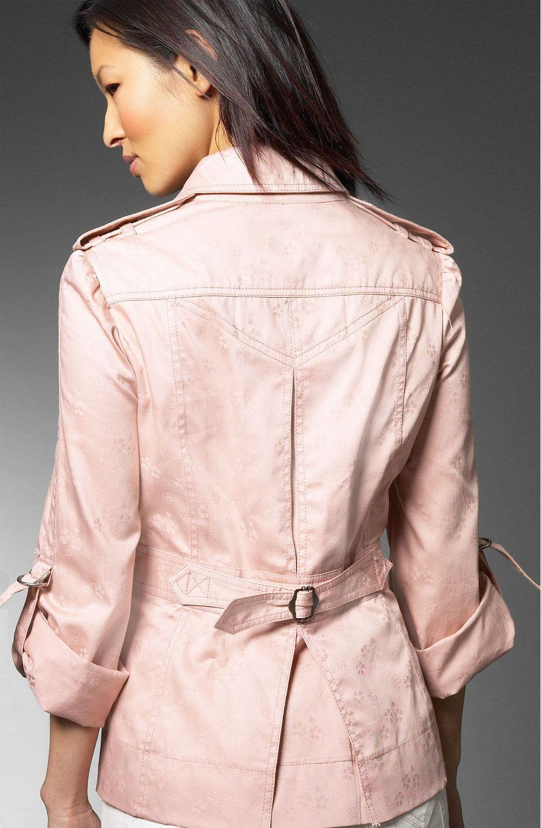 Alternate Image 2  - MARC BY MARC JACOBS Sateen Jacquard Jacket
