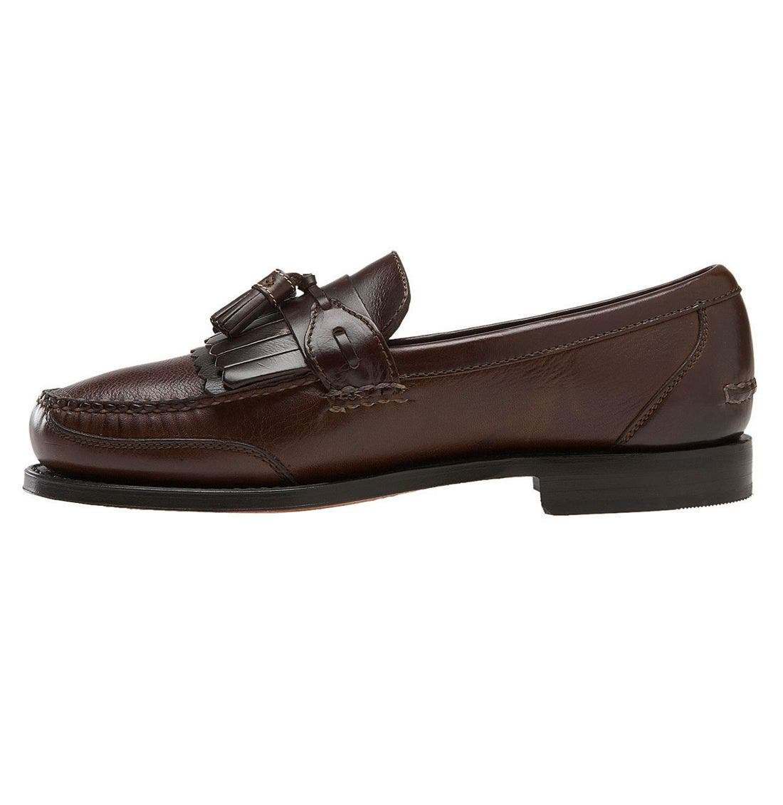 'Murphy' Loafer,                             Alternate thumbnail 2, color,                             Walnut