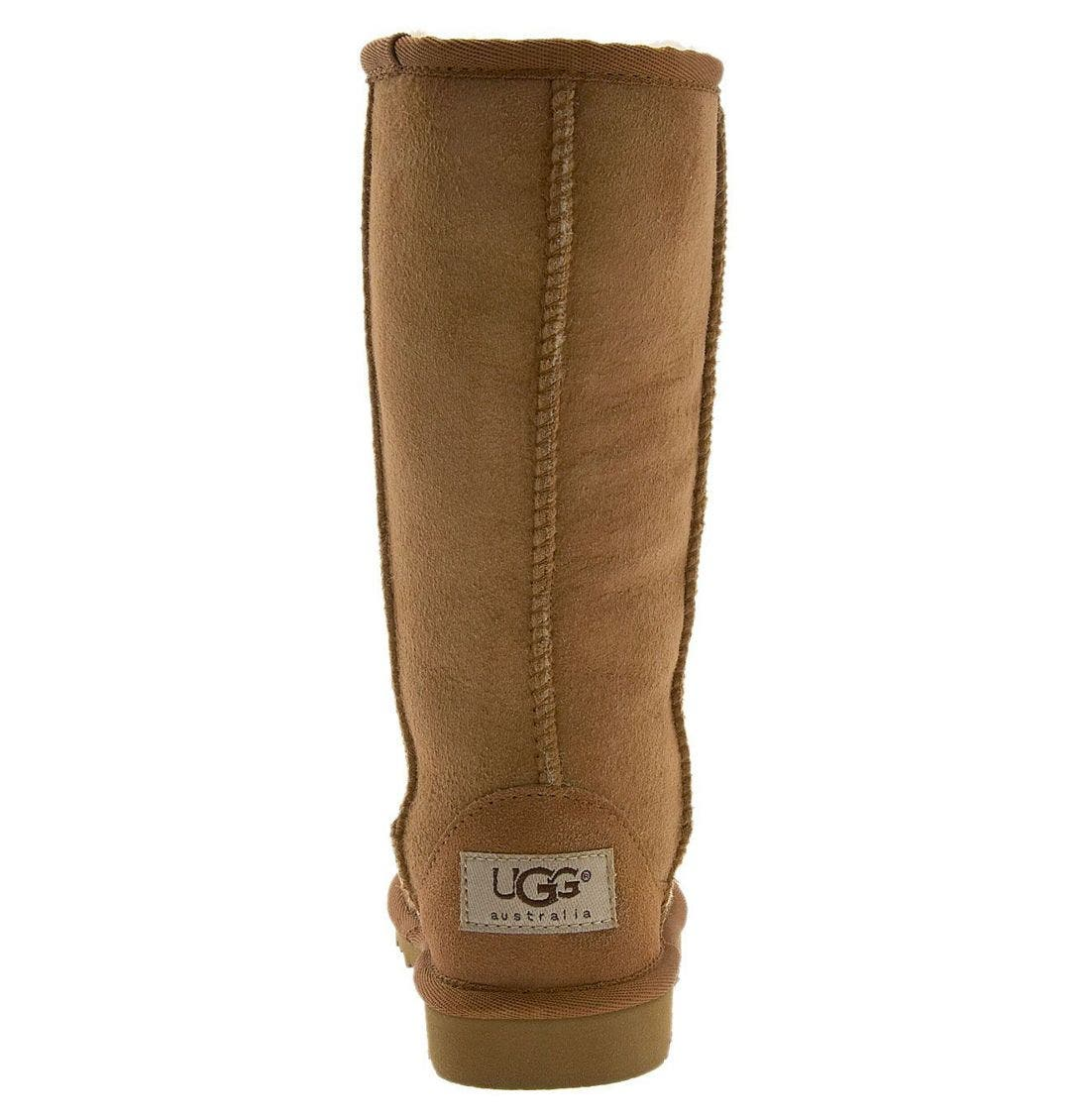 Alternate Image 4  - UGG® Classic Tall Boot (Little Kid & Big Kid)