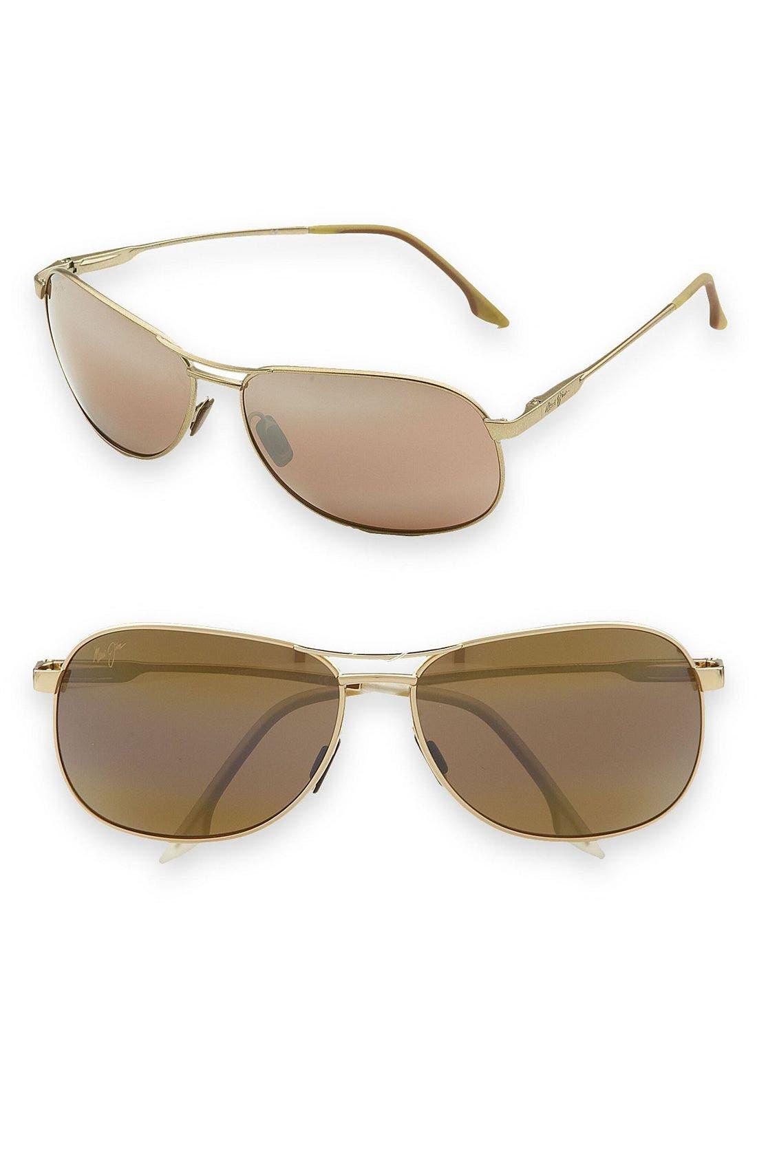 Alternate Image 1 Selected - Maui Jim 'Akoni - PolarizedPlus®2' Sunglasses