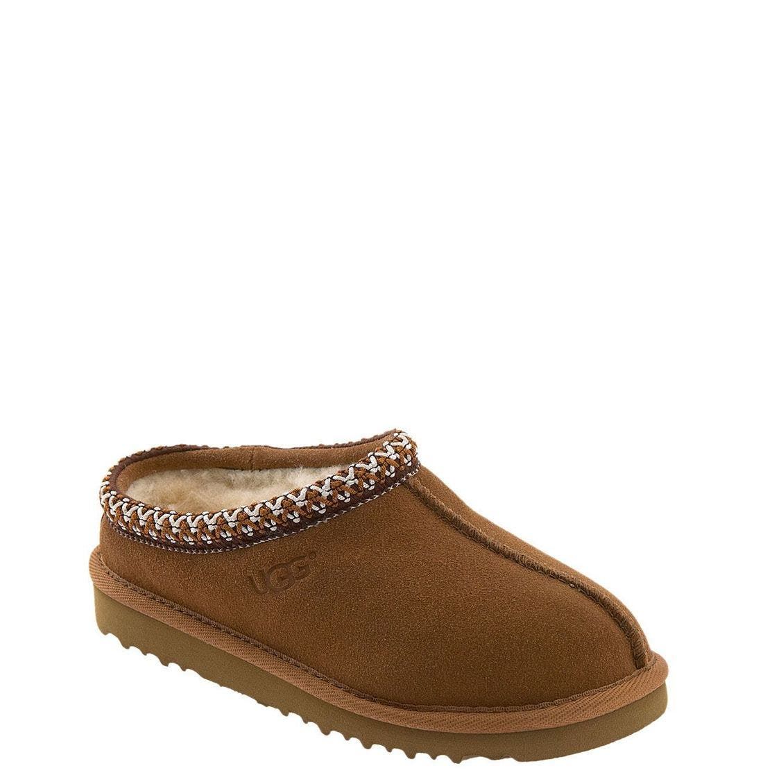 Alternate Image 1 Selected - UGG® Tasman Slipper (Toddler, Little Kid & Big Kid)