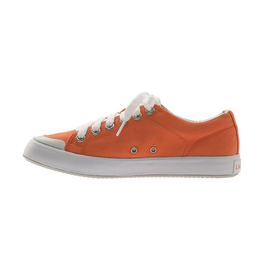 Alternate Image 2  - Lacoste 'L33 Canvas' Sneaker (Women)