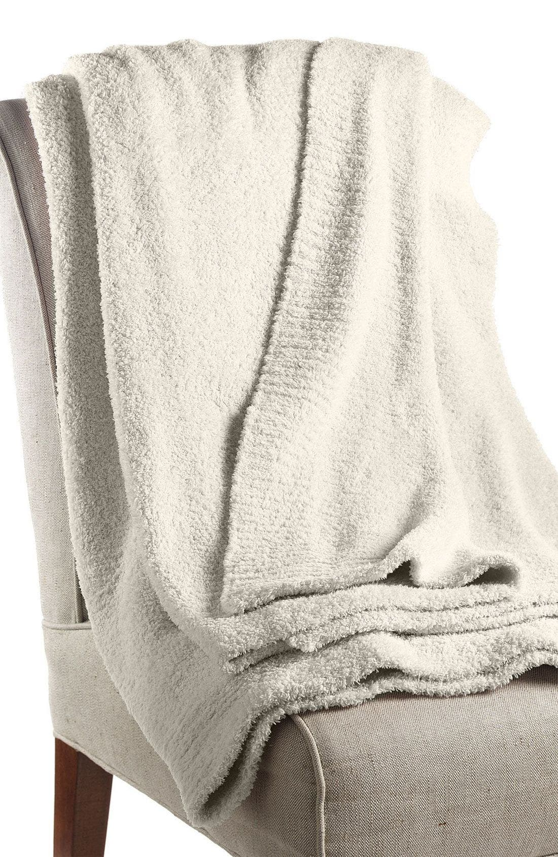 Alternate Image 1 Selected - Barefoot Dreams® Chic Blanket