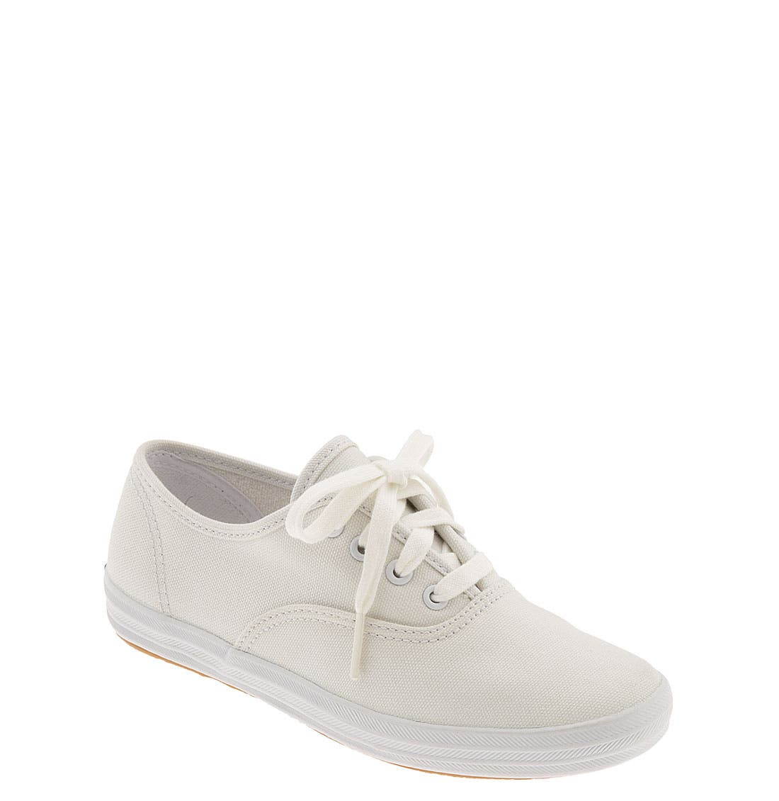 Keds® 'Champion' Canvas Sneaker (Little Kid & Big Kid)