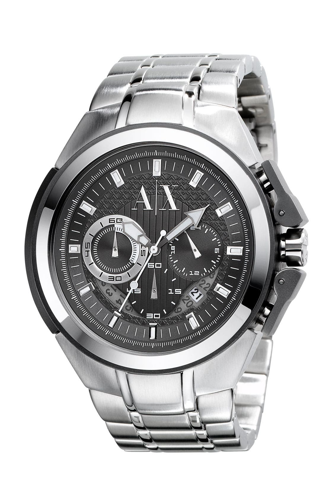 Alternate Image 1 Selected - AX Armani Exchange Men's Chronograph Watch