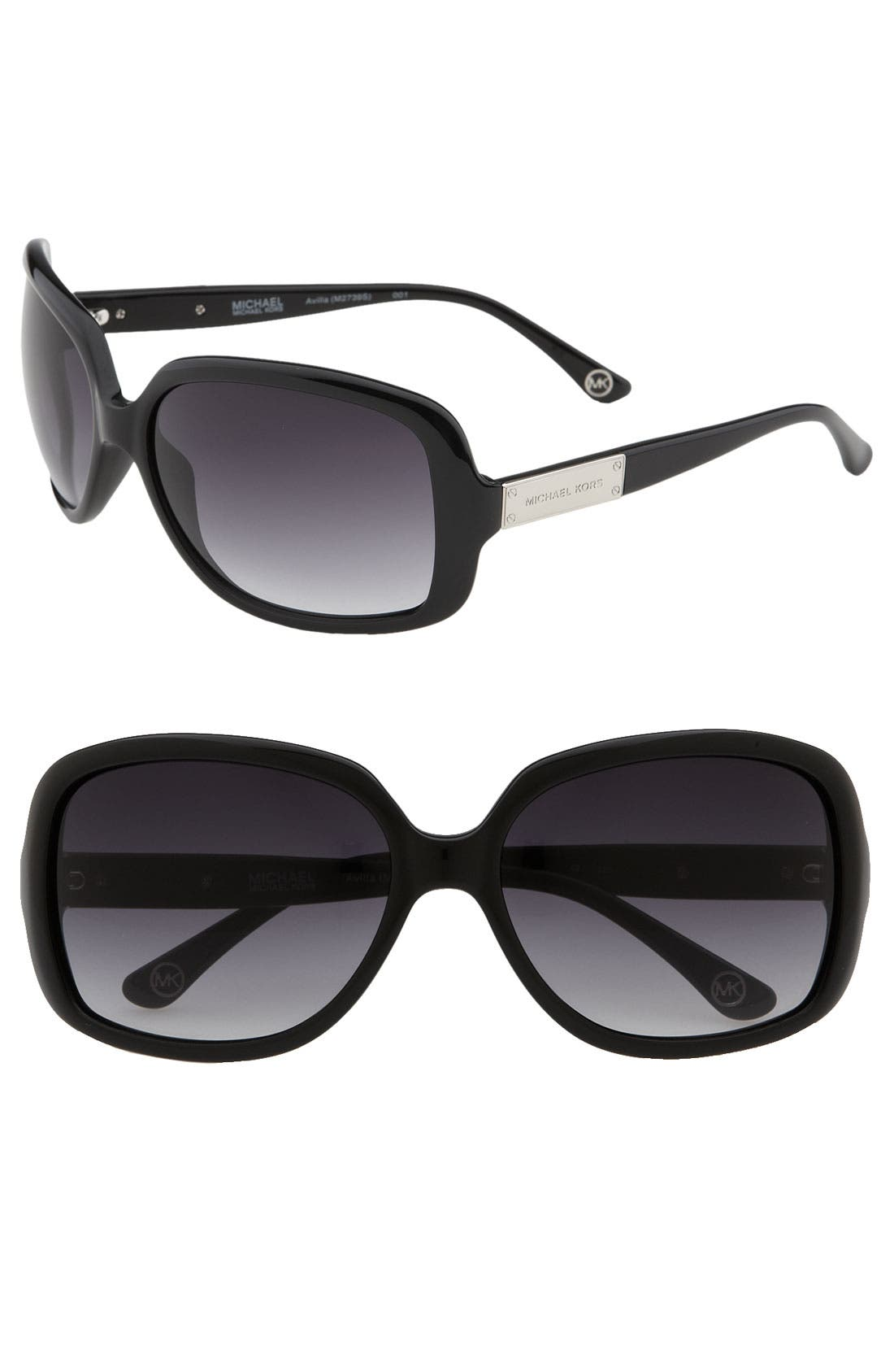 Alternate Image 1 Selected - MICHAEL Michael Kors 'Avilla' 61mm Sunglasses