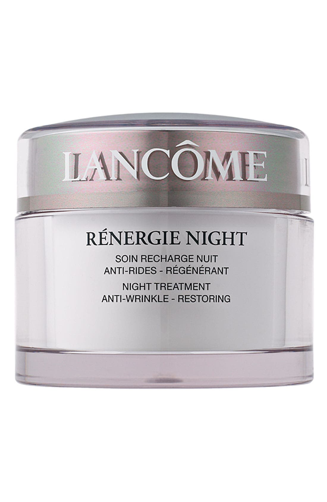 Lancôme Rénergie Moisturizer Night Cream