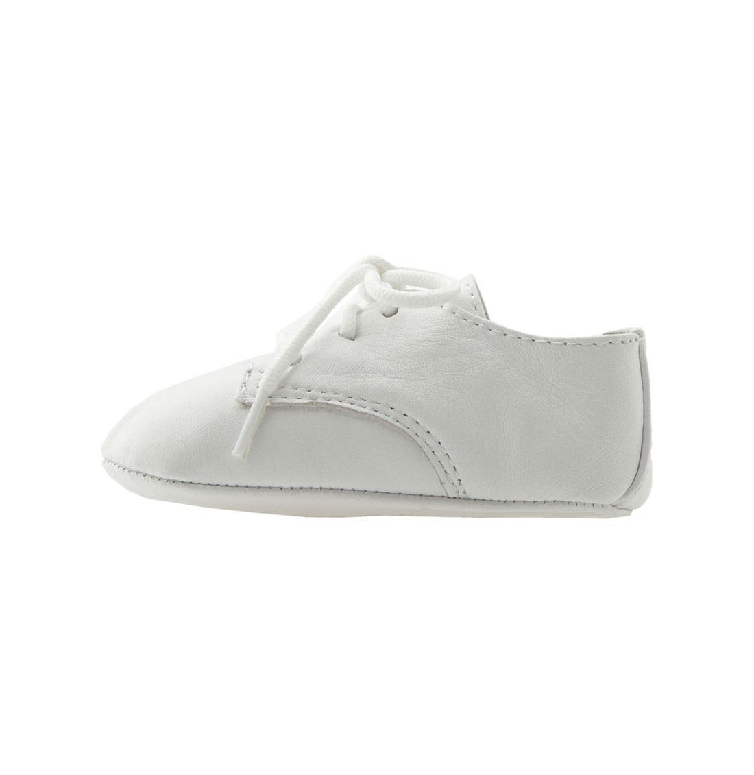 Alternate Image 2  - Designer's Touch 'Eric' Crib Shoe (Baby)
