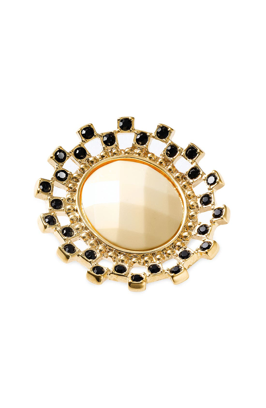 Alternate Image 1 Selected - kate spade new york 'looking glass' fluted ring