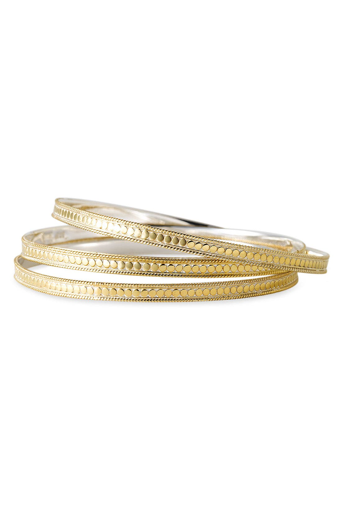 Alternate Image 1 Selected - Anna Beck 'Timor' Stacking Skinny Bangles (Set of 3)