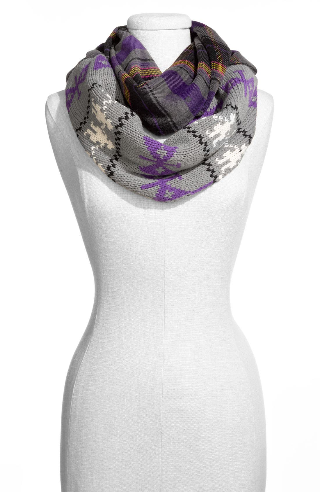 Alternate Image 1 Selected - Nordstrom Circle Scarf