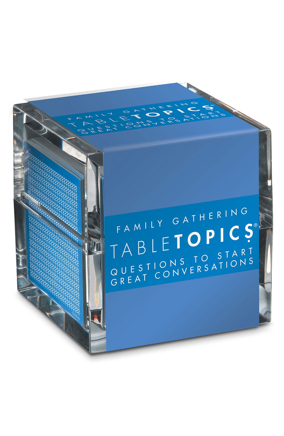 Alternate Image 1 Selected - TableTopics 'Family Gathering' Conversation Starters