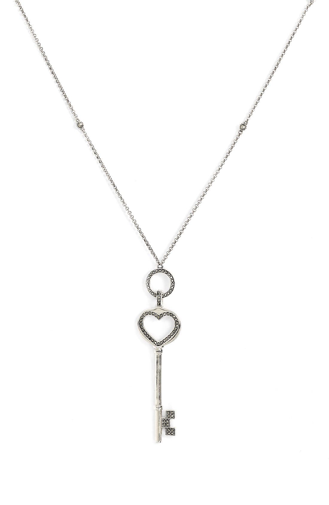 Alternate Image 1 Selected - Judith Jack Key Convertible Necklace