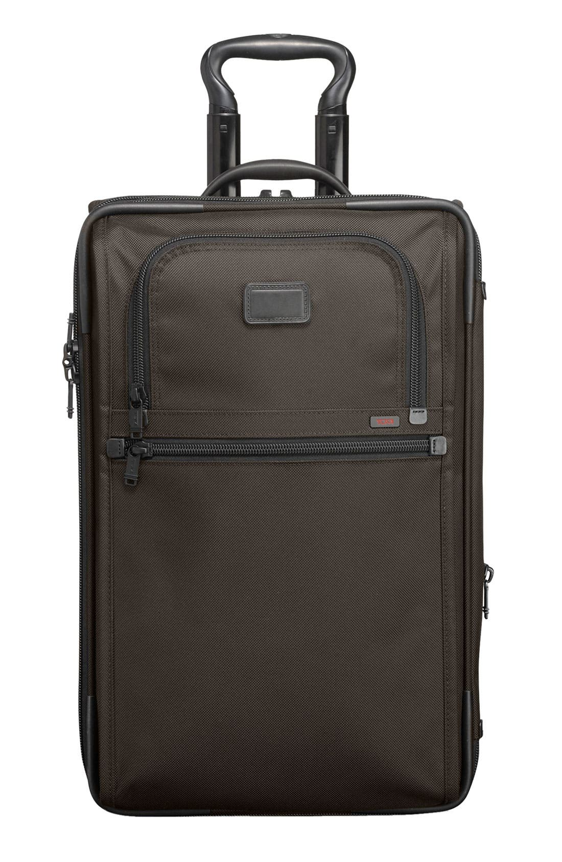 Main Image - Tumi 'Alpha' Frequent Traveler Zippered Expandable Carry-On