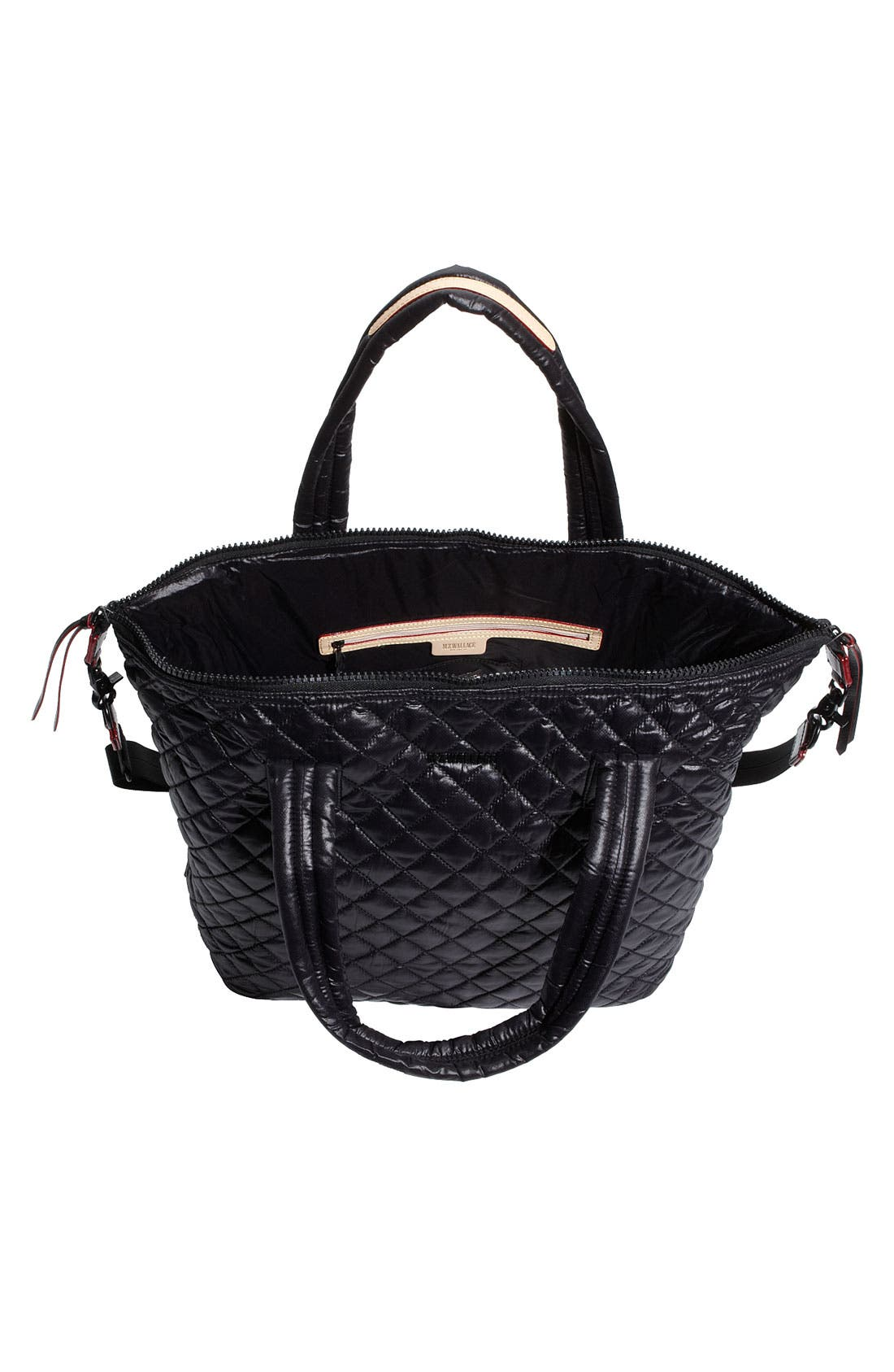 Alternate Image 3  - MZ Wallace 'Large Sutton' Quilted Oxford Nylon Shoulder Tote