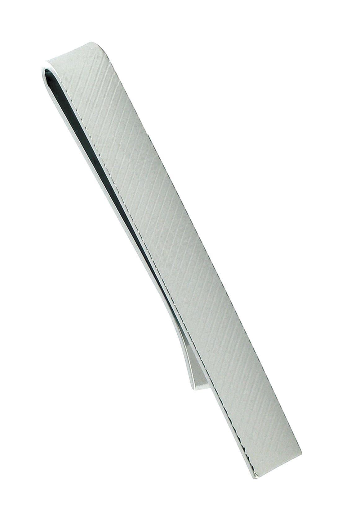 Sterling Silver Tie Clip,                         Main,                         color, Silver Slide