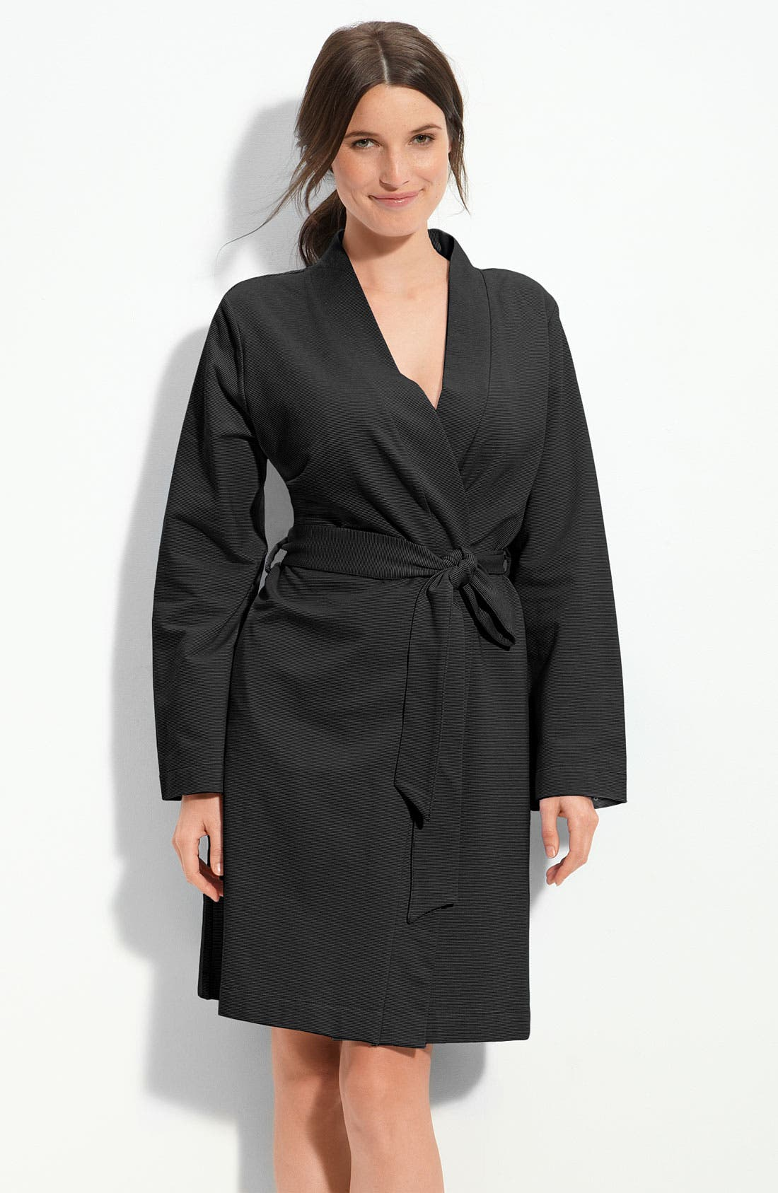 Alternate Image 1 Selected - Shimera Lightweight Knit Robe
