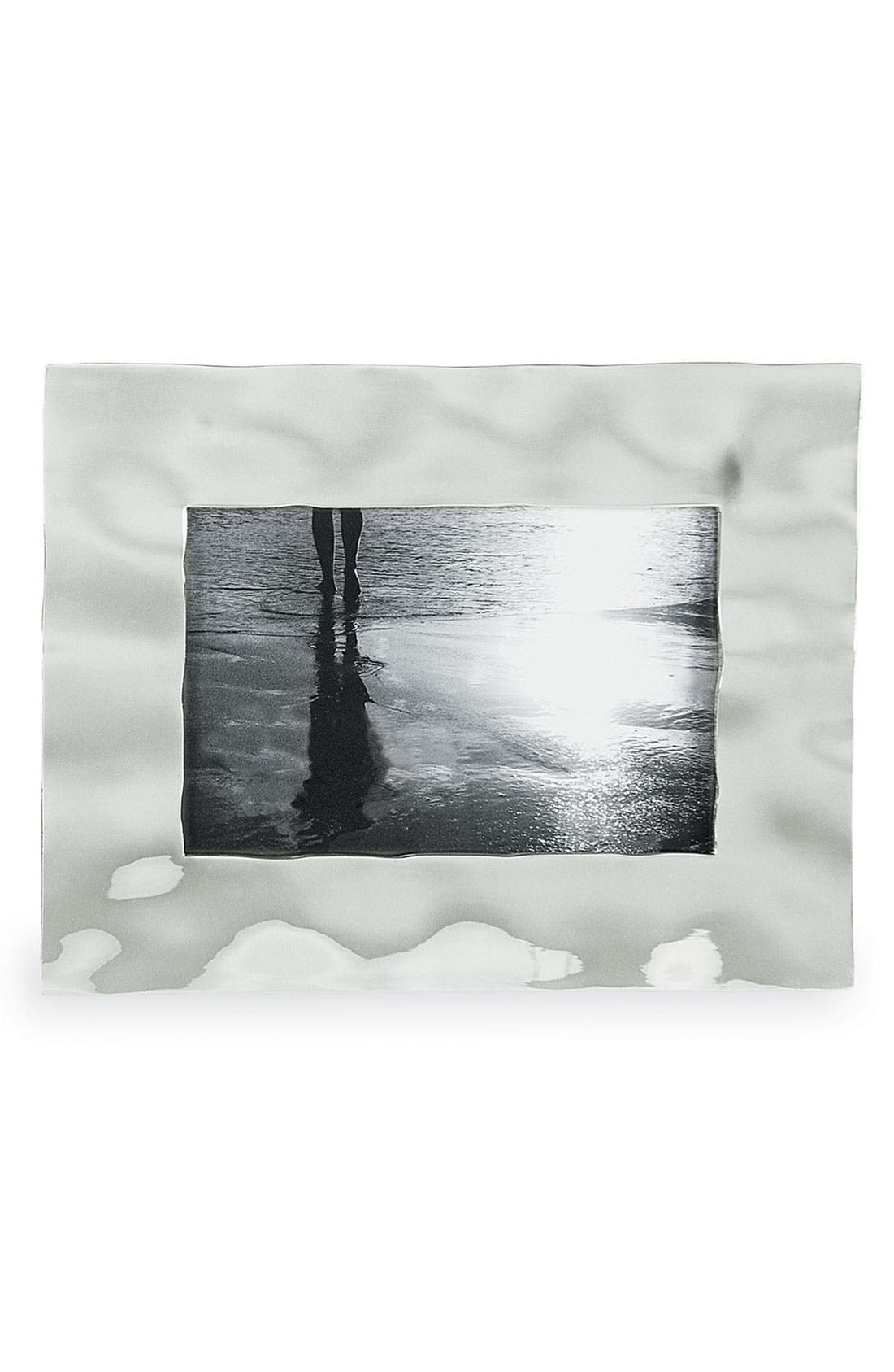 Alternate Image 1 Selected - Michael Aram 'Reflective Water' Picture Frame (5x7)