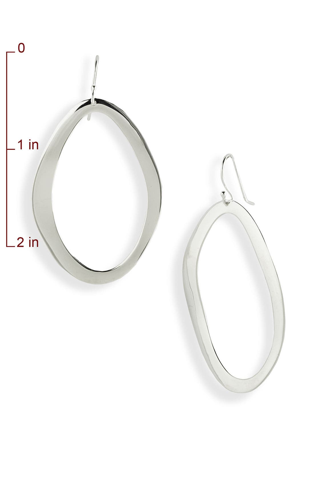 Alternate Image 2  - Ippolita 'Scultura' Large Wavy Earrings