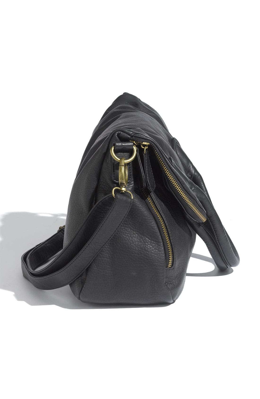 Alternate Image 2  - Tulu Faux Leather Crossbody Bag (Nordstrom Exclusive)