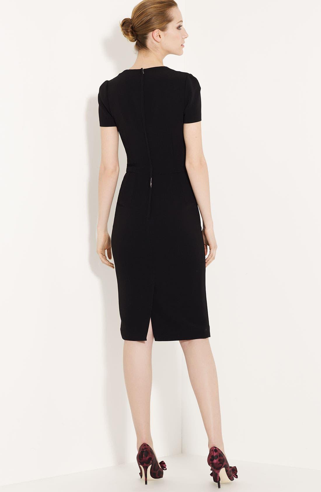 Alternate Image 2  - Dolce&Gabbana Square Neck Dress