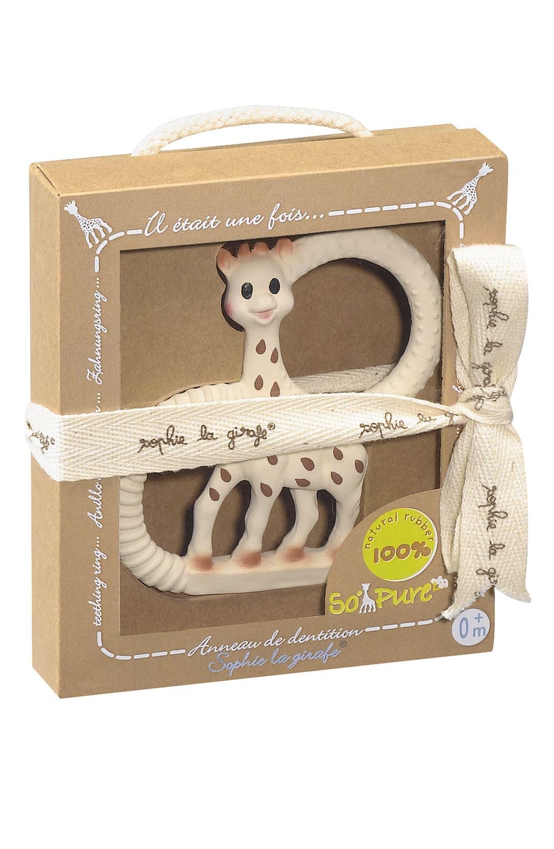 Alternate Image 2  - Sophie la Girafe 'So Pure' Teether