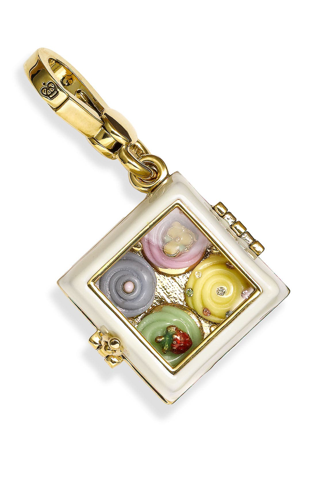 Alternate Image 1 Selected - Juicy Couture Box of Cupcakes Charm