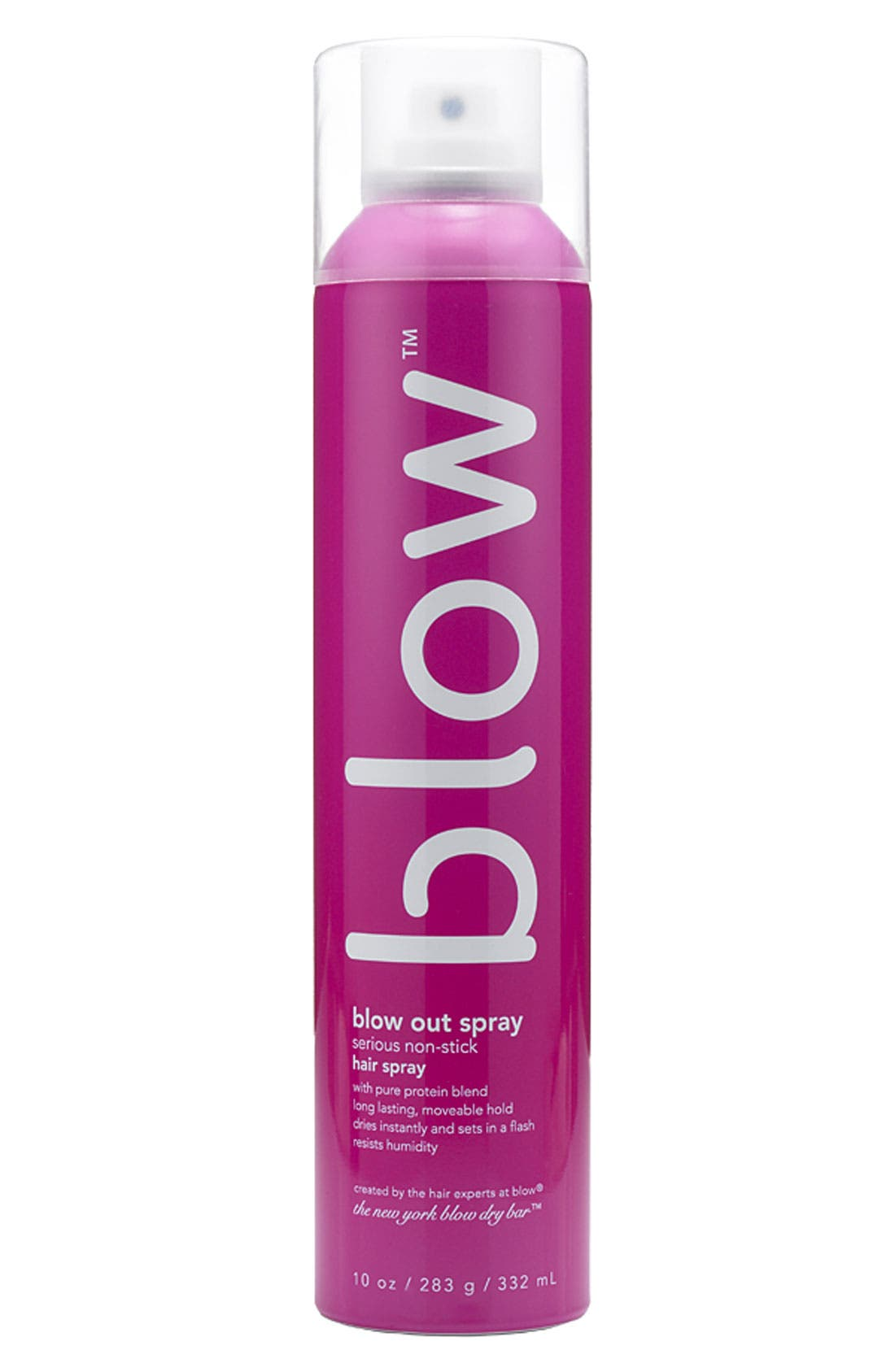 blowpro® 'blow out' serious nonstick hair spray
