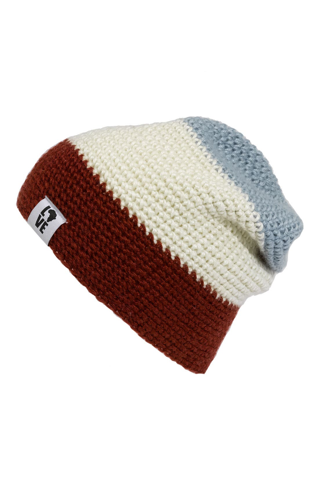 Alternate Image 1 Selected - Krochet Kids '5207.5' Hand Crochet Slouchy Beanie