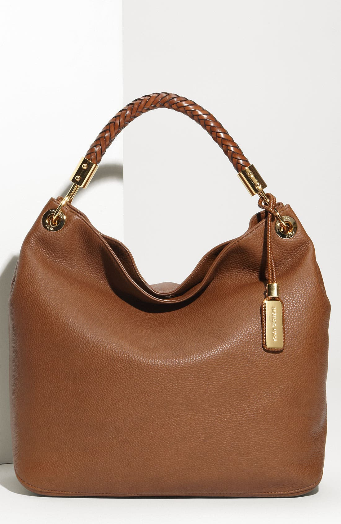 Alternate Image 1 Selected - Michael Kors 'Skorpios - Large' Leather Hobo