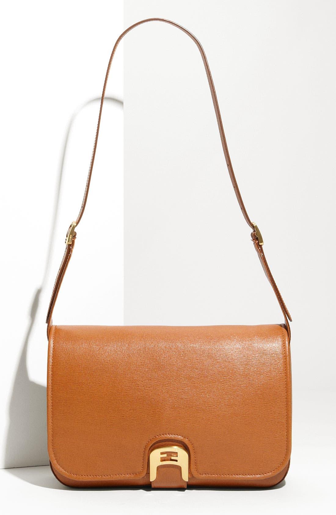 Alternate Image 1 Selected - Fendi 'Chameleon' Shoulder Bag