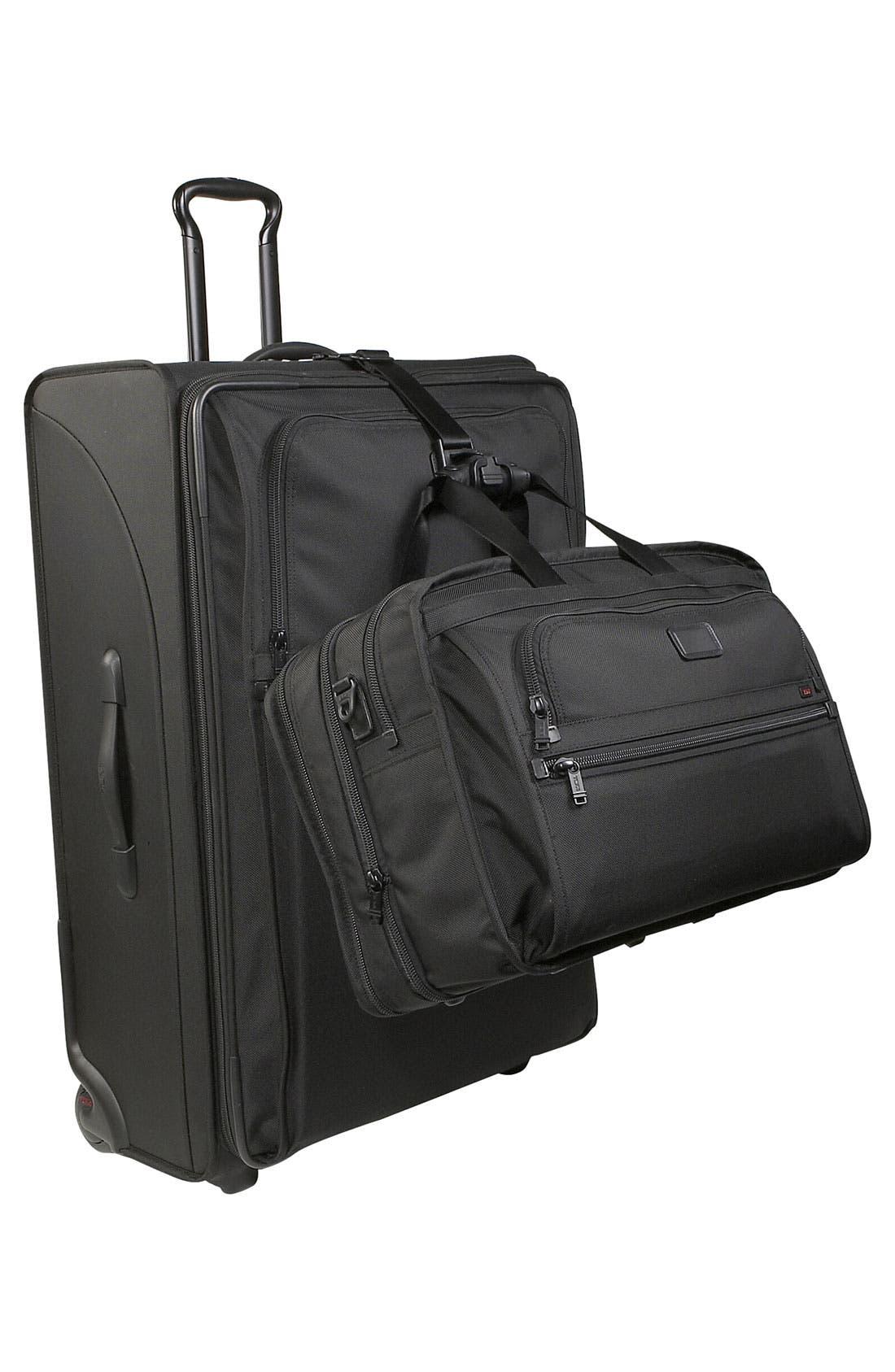 Alternate Image 4  - Tumi 'Alpha' Wheeled Expandable Woldwide Trip Bag