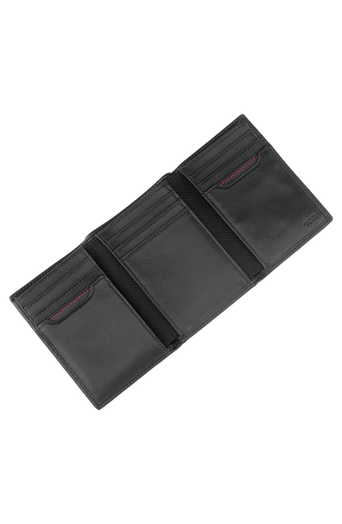 Alternate Image 4  - Tumi 'Delta - Global' Trifold Wallet