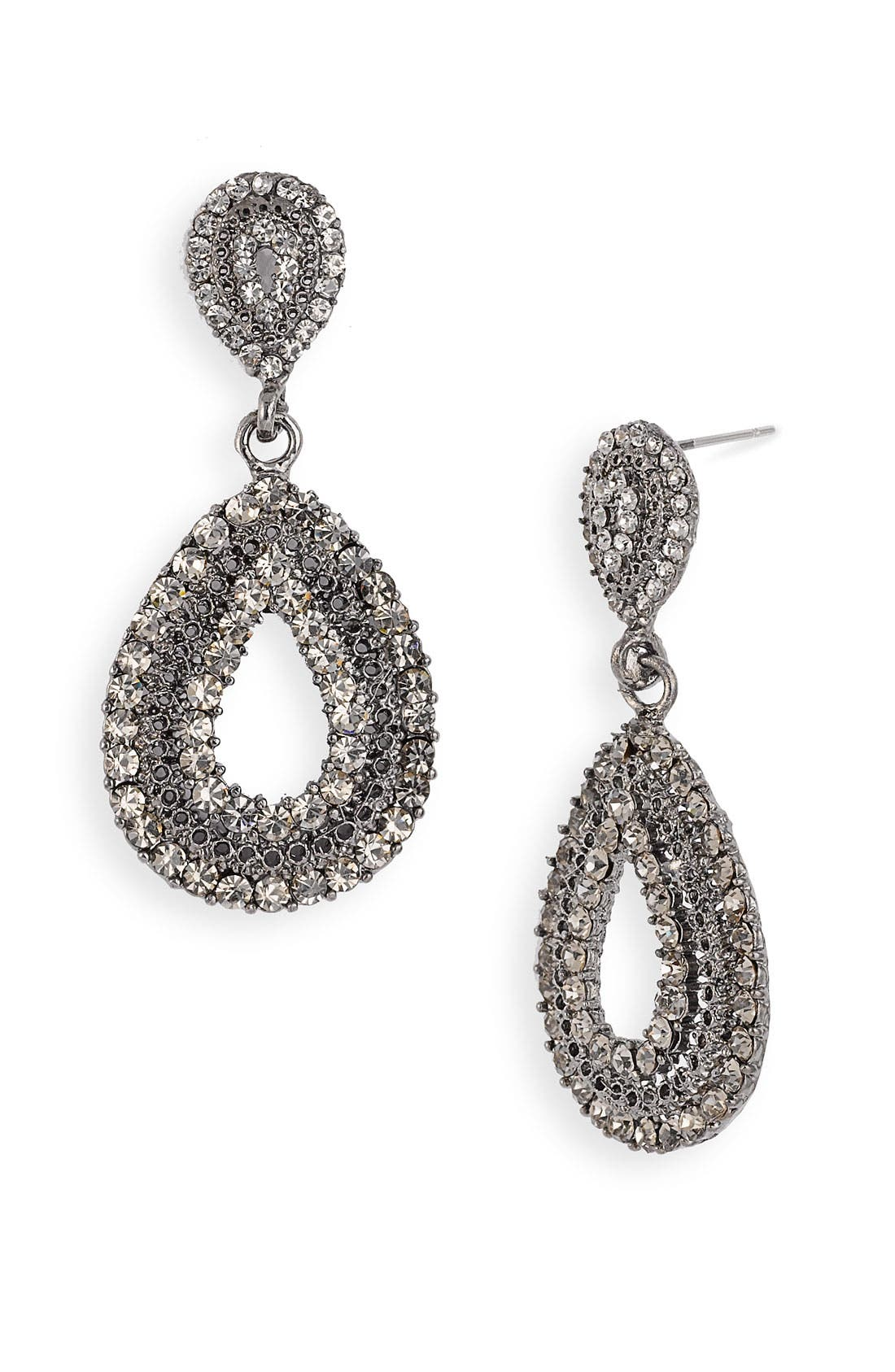 Main Image - Tasha Teardrop Statement Earrings