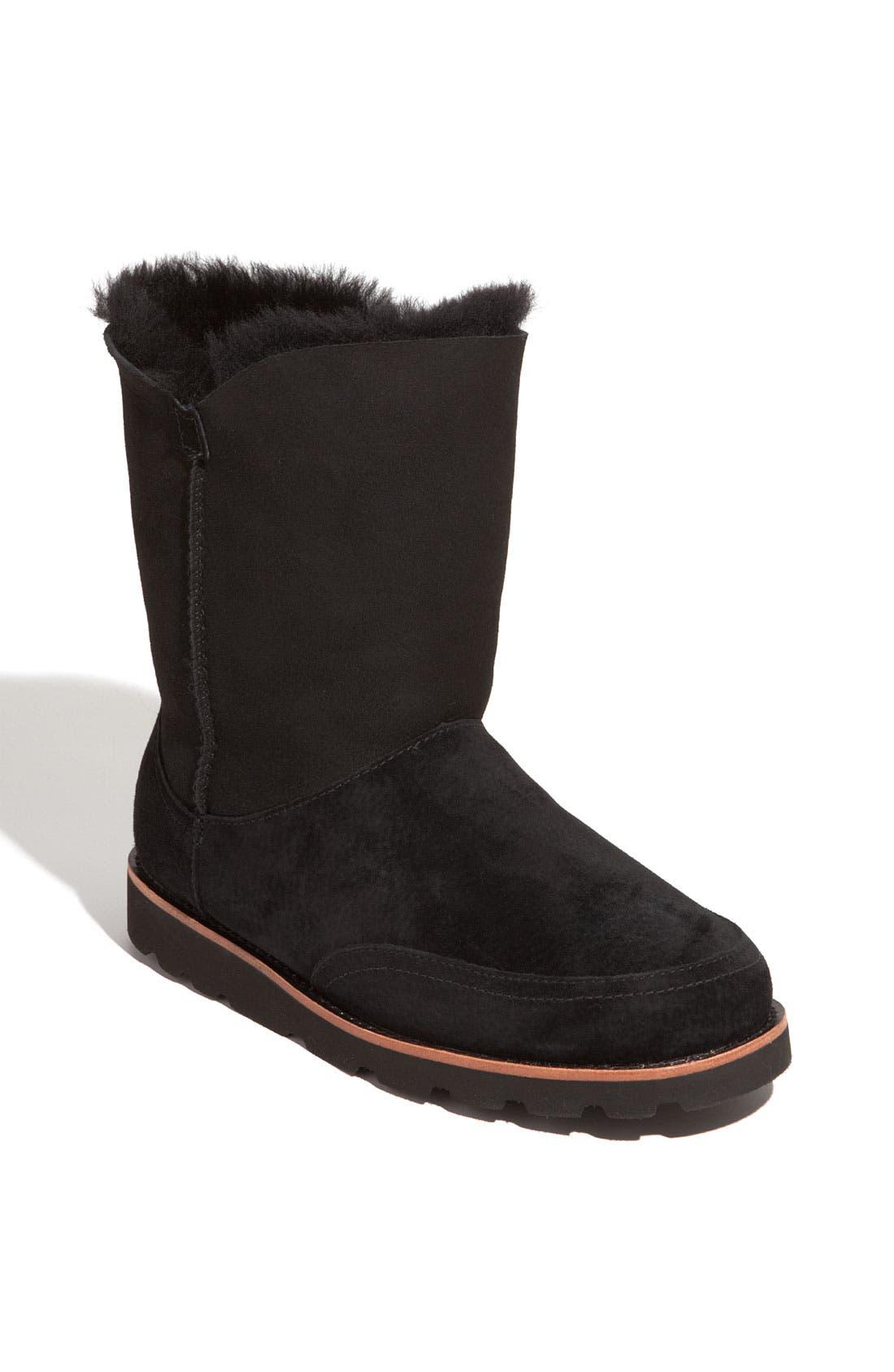 Australia 'Shanleigh' Boot,                             Main thumbnail 1, color,                             Black