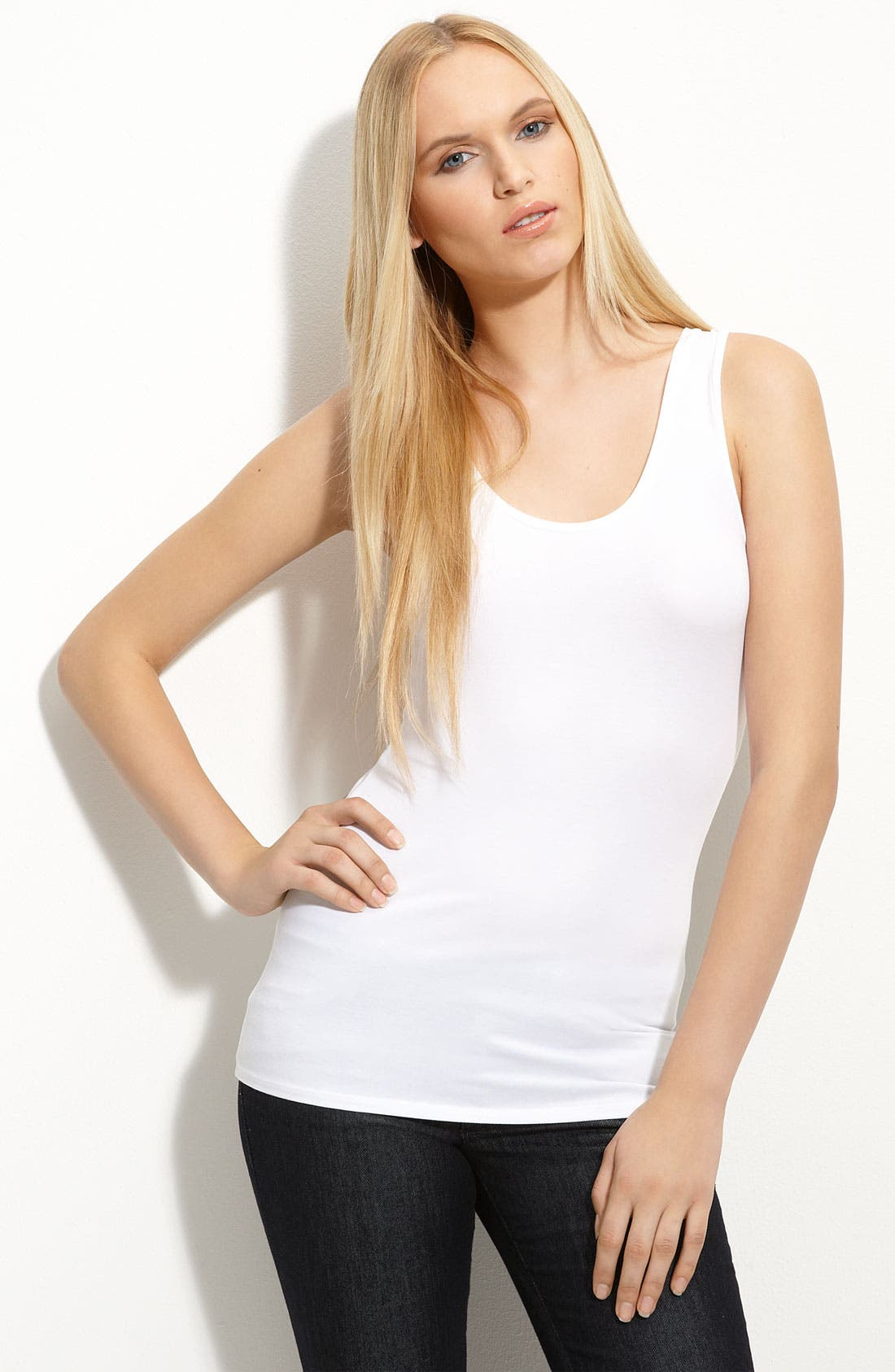 Alternate Image 1 Selected - Majestic Knit Tank