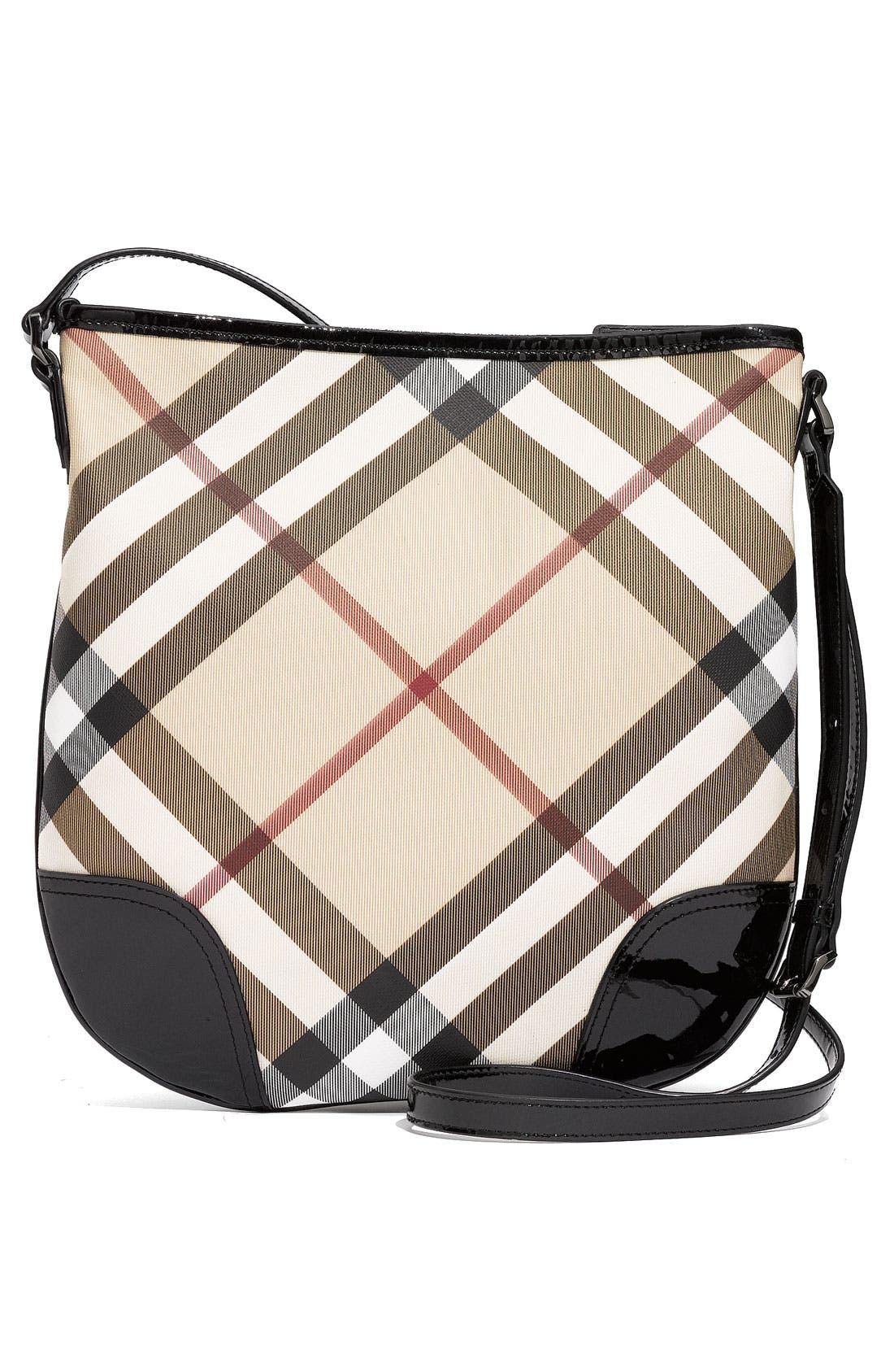 Alternate Image 4  - Burberry 'Nova Check' Crossbody Bag
