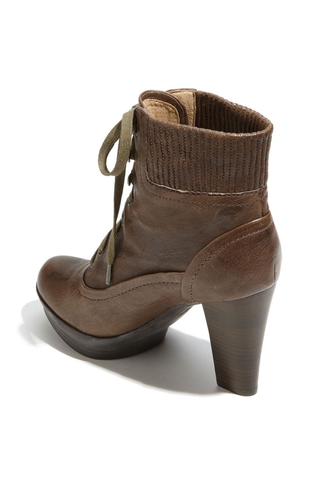 Alternate Image 2  - Frye 'Mimi' Lace-Up Bootie