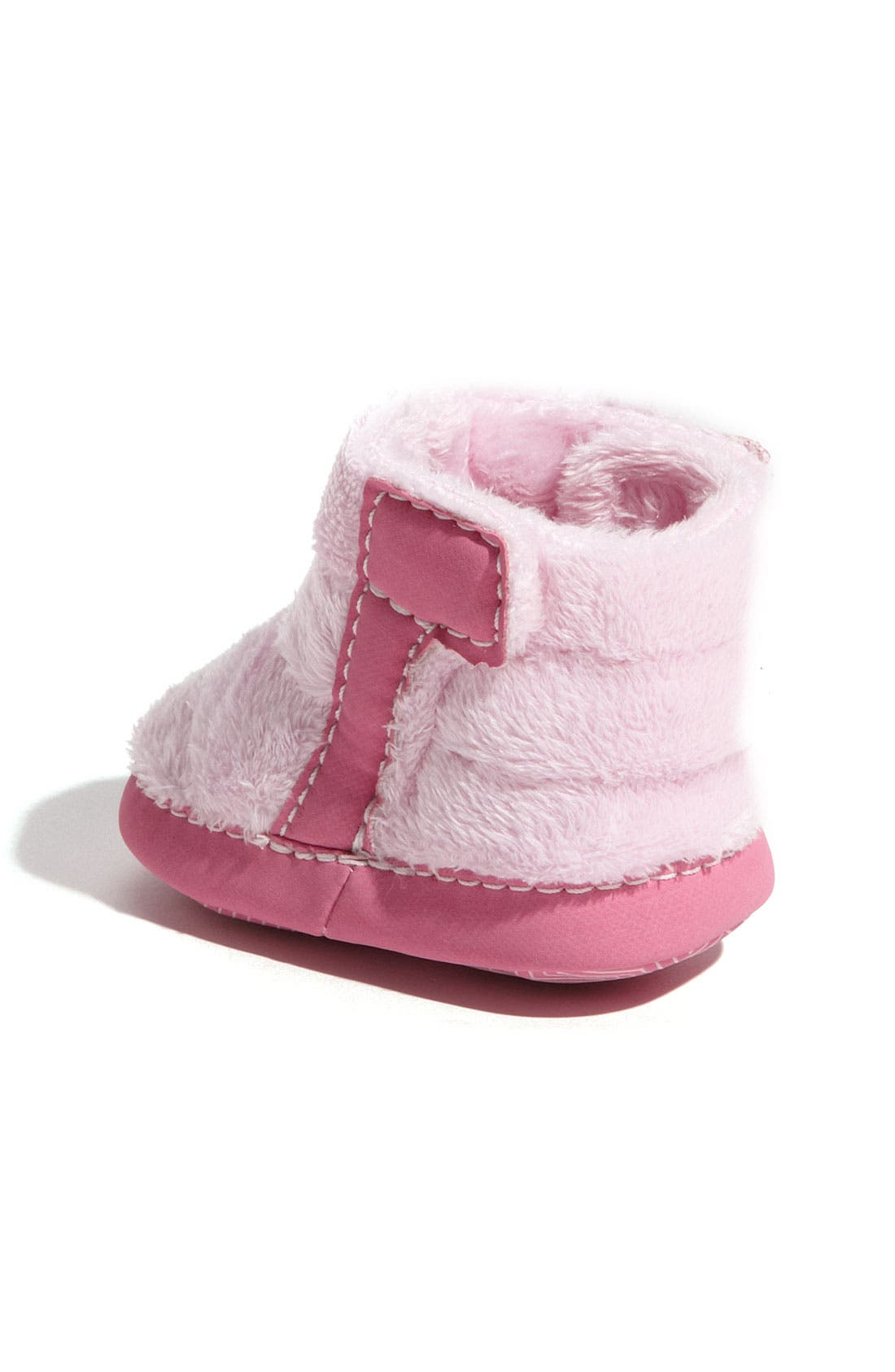 Alternate Image 2  - The North Face Fleece Bootie (Baby)