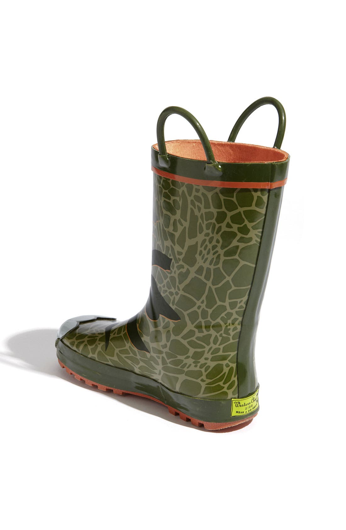 Alternate Image 2  - Western Chief 'Dino' Rain Boot (Walker, Toddler & Little Kid)