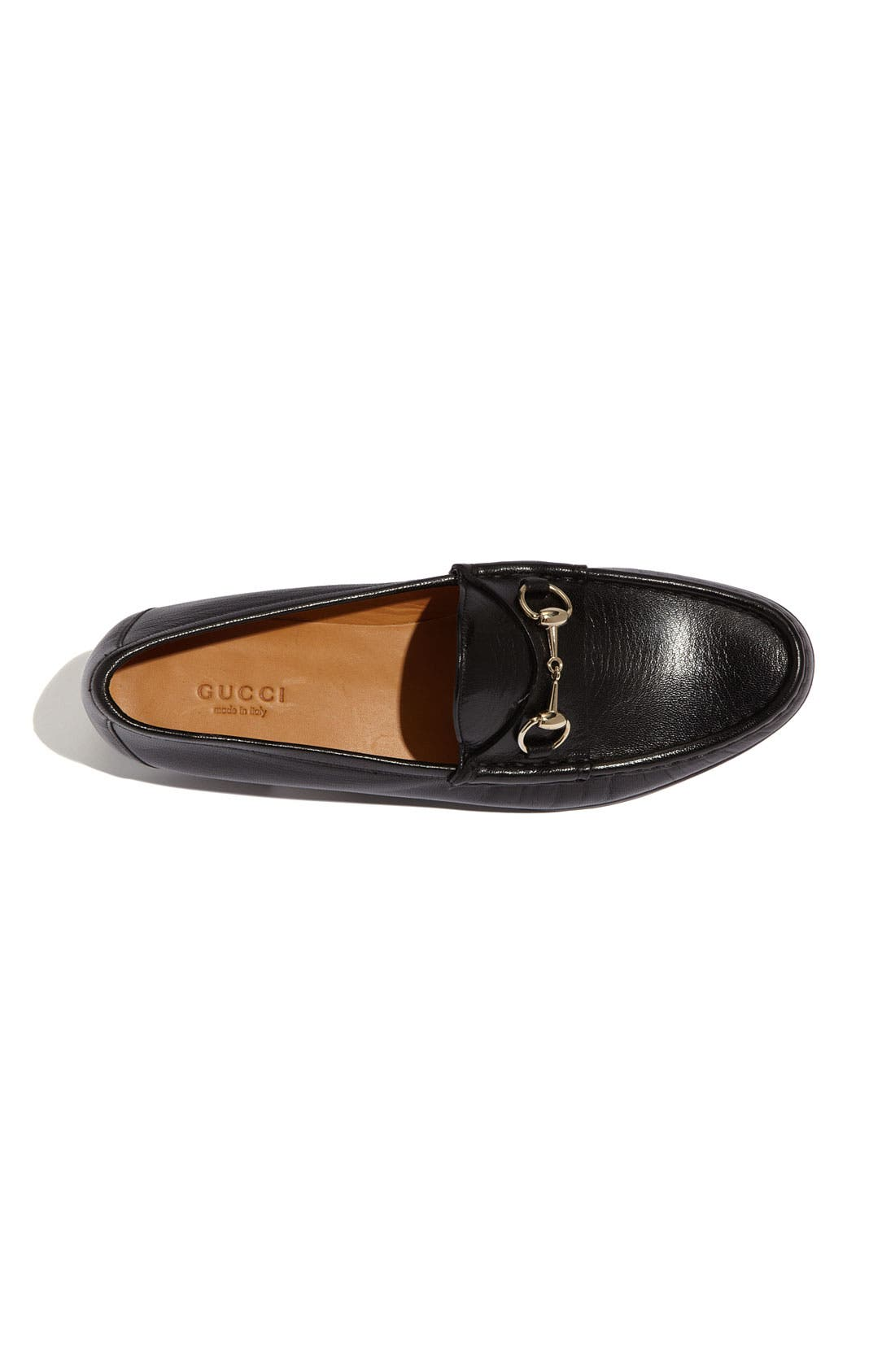 Alternate Image 3  - Gucci 'Clyde' Leather Loafer
