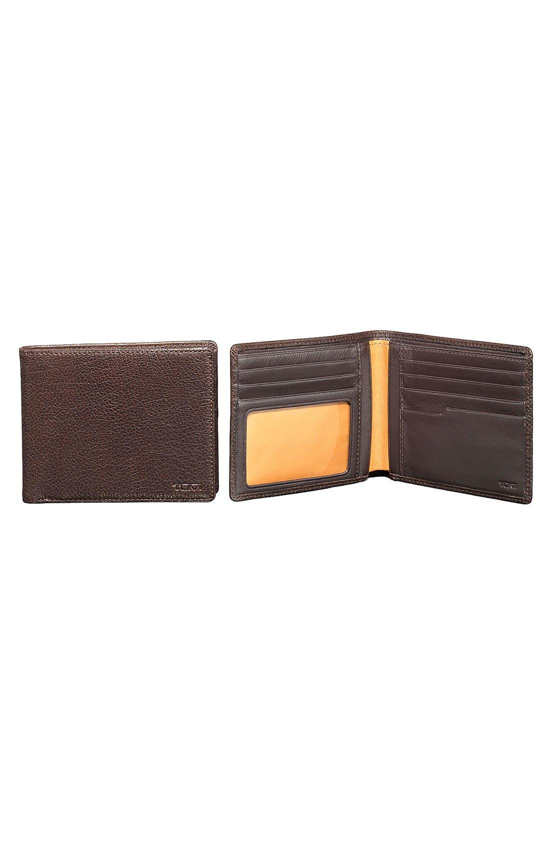 Alternate Image 1 Selected - Tumi 'Sierra - Global' Double Billfold ID Wallet