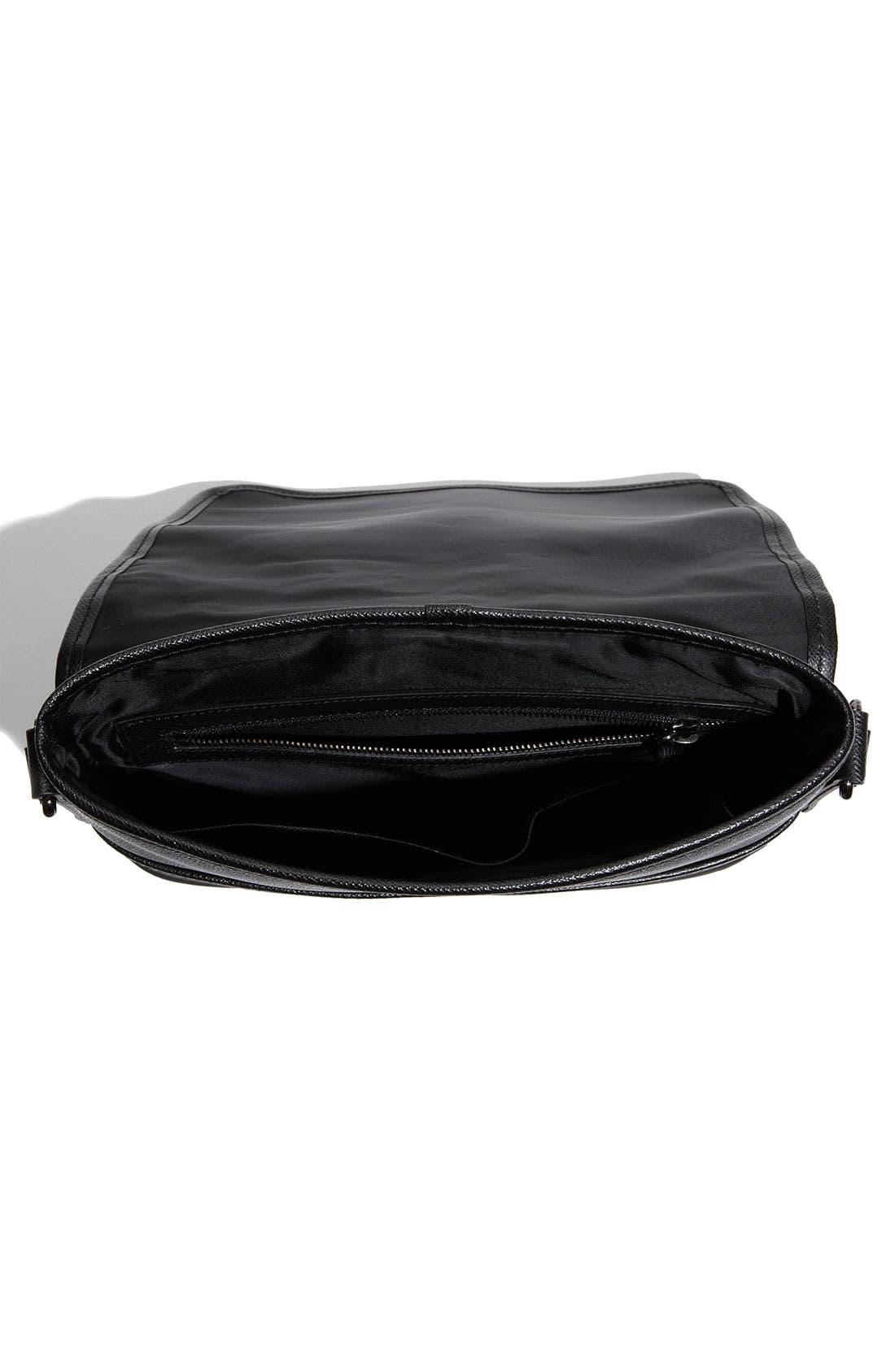 Alternate Image 3  - Burberry Check Print Crossbody Bag